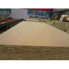 Okoume Face / Back Blockboard Prix / Bonne qualité Blockboard Factory
