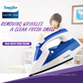 Sf-9001 Travelling Steam Iron Electric Iron with Ceramic Soleplate (Blue)