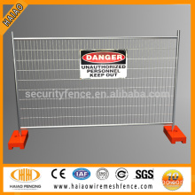 China alibaba supplier supply good quality low price temporary fence