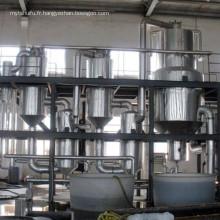processus de traitement des eaux usées