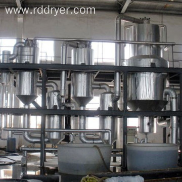 contaminated water evaporator