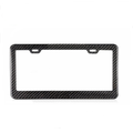 Wholesale Carbon Fiber License Plate Frame