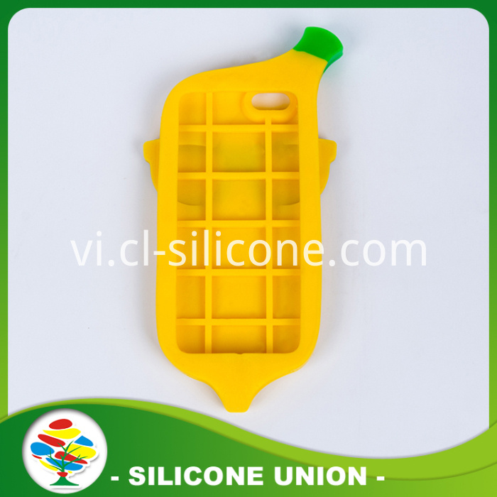 Banana Silicone Cellphone Case