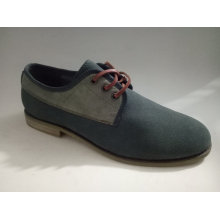 PU Suede Lace Mens Shoes (NX 540)