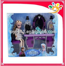 Newest,11 inch winter romance dresser baby doll toys gift for sale