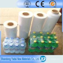 PVC-Frischhaltefolie zum Versiegeln von Lebensmitteln PE / LDPE / LLDPE / HDPE-Folie