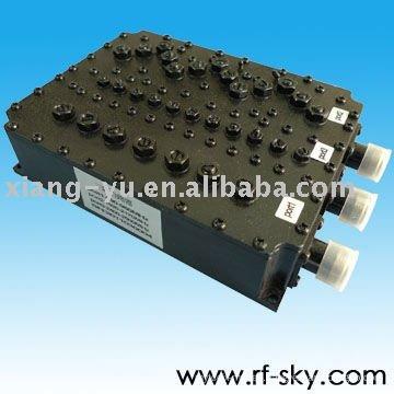 Combinador negro de la cavidad 3G del galjanoplastia