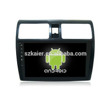 Quad core! Android 6.0 car dvd for SWIFT 2013-2016 with 10.1 inch Capacitive Screen/ GPS/Mirror Link/DVR/TPMS/OBD2/WIFI/4G
