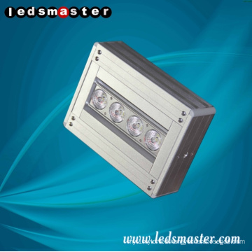 10beam Angle 140lm/W Airport/Mible Tower 100W LED Flood Lighting