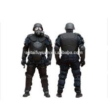 Type dur fabricant de costume anti-émeute, costume anti-émeute de police finement traité,