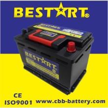 12V74ah Premium Quality Bestart Mf Bateria do veículo DIN 57412-Mf
