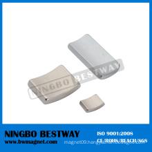Strong Neodymium NdFeB Magnet (Arc)