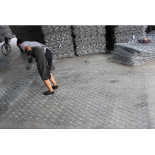 Cestas / cajas de PVC Gabion