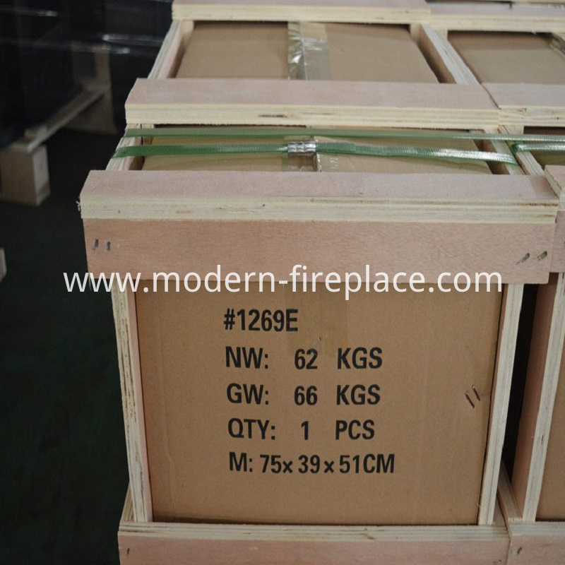 Wood Stoves Fire Packaging