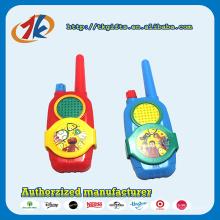 2017 nova moda walkie talkie brinquedos para crianças