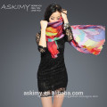 Fashion print women scarf kashmir shawl