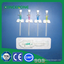 Various of IV Cannula Sizes and Color