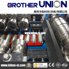 High Speed Trailer Type Roll Forming Machine