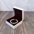 PU Jewelry Necklace Ring Box Gift for girlfriend