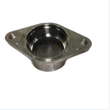 Fertigungsservice Kundenspezifischer Stahllagerblockflansch