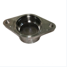 Fabrication Service Custom Steel Bearing Block Flange