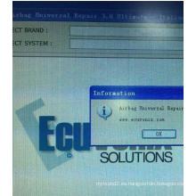Ecuvonix Airbag Universal reparación herramienta 2016 V3.3 final