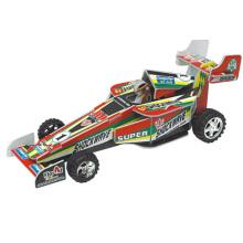 Formula Car Puzzle Gift