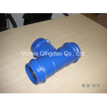 Vortex PVC All Socket Tee