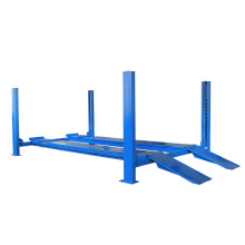 hydraulic car lift / four post car lift with 11023 lbs lifting capacity
