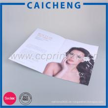 Großhandel Markt hohe Qualität Kleid Katalog Buchdruck