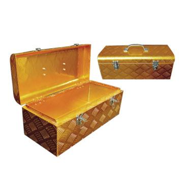 Алюминиевые ящиком сумка грузовик
