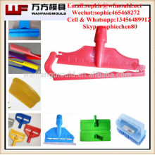 OEM Custom plastic mould for mop/High quality plastic mold for mop head in China