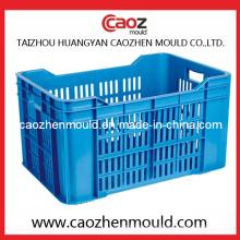 Plastik Crate Mould für Putting Gemüse