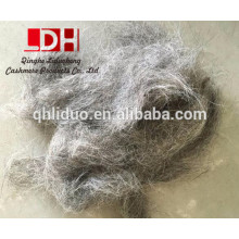 Chinese grey goat hair