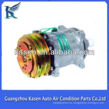 12V sanden 505 ac compresor hecho en la fábrica china