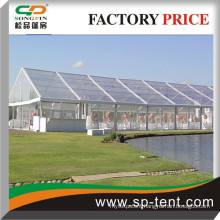20x50m Totally Transparent heavy events marquee for sale