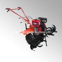 Rotavator de la máquina agrícola con el motor diesel 178fs