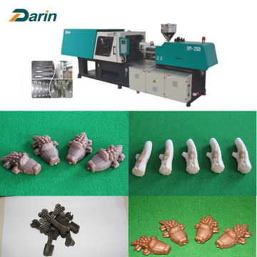Como Fazer Pet Petiscos Moldados / Darin's Pet Chewing Bone Molding Machine