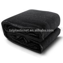 pergola carport avec couleur noire