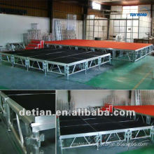 china custom platform stage from original manufacturer