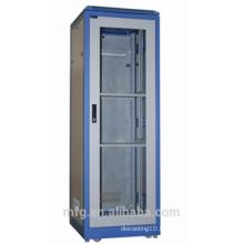 telecom network cabinet, floor standing server cabinet