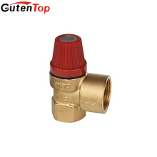 Gutentop Brass Safety Valve Pressure Relief Valve for Boiler