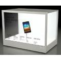 32 Zoll transparente LCD-Anzeige für Einkaufszentrum