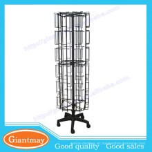 Greeting cards display rackschina greeting cards display racks multi pocket rotating metal wire greeting cards for floor display stands m4hsunfo