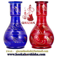 Beautiful Big Hookah Vase/Shisha Base Bottle Manufactuer