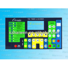 led membrane switch design