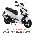 Viarelli Essenza125 Scooter Part