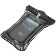100% Sealed Floatable Mobile Phone PVC Waterproof Dry Case (YKY7202)