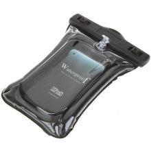 100% Загерметизированная Сплавной мобильного телефона Водонепроницаемый сухой случай ПВХ (YKY7202)