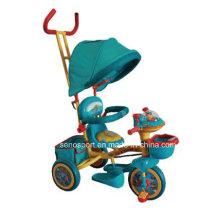 China Hot Sales nuevo modelo bebé triciclo (TRMX-203 USB)